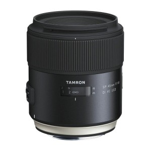 TAMRON タムロン 大口径・標準単焦点レンズ SP 45mm F/1.8 Di VC USD Canon(キヤノン)用(F013)