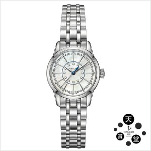 HAMILTON ハミルトン AMERICANCLASSIC Railroad Lady Quartz レイルロード クォーツ H40311191
