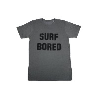 【SURF/BRAND】SB16022 BORED Tee D.Gray Navy