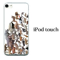 iPod touch 5 6 ケース iPodtouch ケース アイポッドタッチ6 第6世代 アニマルズ 動物/ for iPod touch 5 6 対応 ケース カバ...