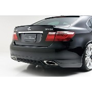 LEXUS LS460/L・600h・hL USF40/40・UVF45/46 M/C before Executive Line Version 1 (H.18/9〜H21.9) REAR SKIR...