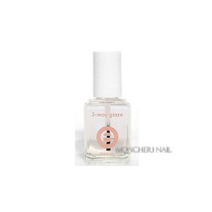 ★essie(エッシー) 3WAY GLAZE 〔1/2oz〕