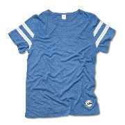 RHC Ron Herman (ロンハーマン): Chillax Football Tee (Blue)