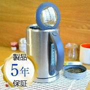 ブレビル ステンレス電気ケトル 電気ポット 容量1.7LBreville SK500XL Ikon Stainless-Steel Electric Tea Kettle 【smtb-k】【kb】 【...