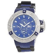 インビクタ 時計 インヴィクタ メンズ 腕時計 Invicta Subaqua Noma III Multi-Function Blue Dial Black Rubber with Blue...
