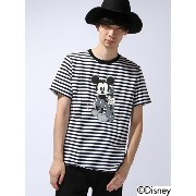 NUMBER (N)INE BORDER T-SHIRTS_NUMBER (N)INE_KR ナンバーナイン【送料無料】