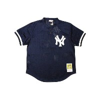 MITCHELL&NESS AUTHENTIC MESH BP JERSEY (NEW YORK YANKEES 1995/DON MATTINGLY/No.23: NAVY)ミッチェル&ネス/...