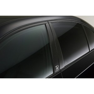 BMW 5serise SEDAN E60 ((04y〜07y/07y〜) Sports Line M5 Look Bumper Type CARBON PILLAR PANEL