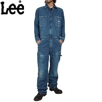 Lee リー AMERICAN RIDERS DUNGAREES ALL IN ONE LM4213-546 L [ウェア&シューズ]