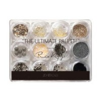 nail for all ネイルパーツ THE ULTIMATE PALETTE mysterious black 【nailsalon Renee 埜藤理恵先生】 【ネコポス対応】