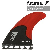futures. fin Honeycomb FIREWIRE 5-FIN SET Red/Black フューチャー フィン サーフィン サーフ サーフボード