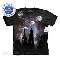 The Mountain Tシャツ The Smithsonian Columbia First Launch Sts-1 Mission (The Smithsonian コロンビア 風景 メンズ...