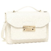 フルラ バッグ FURLA 823595 BHN7 B30 JULIA TOP HANDLE W/SHOULDER STRAP ショルダーバッグ PETALO