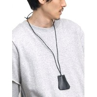 1to10people 1to10people/LEATHER NECKLESS KEY HOLDER ワンデーケイエムシー【送料無料】