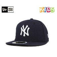 ニューエラ キャップ キッズ ニューヨークヤンキース | NEW ERA KIDS 59FIFTY CAP TEAM STRUCTURED FITTED NEW YORK YANKEES NAVY ...