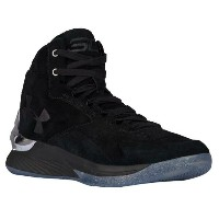 Under Armour Curry 1 Lux Mid メンズ Black/Metallic Silver/Black アンダーアーマー カリーラックスミッド Stephen Curry...