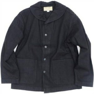 WILLIAM GIBSON by BUZZ RICKSON'S(ウイリアムギブソン バズリクソン)Black Denim Work Jacket[BR13662]【送料無料】