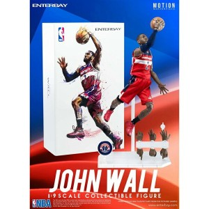 ENTERBAY 1/9 SCALE MOTION MASTERPIECE COLLECTIBLE FIGURE NBA COLLETION JOHN WALL (エンターベイ 1/9...