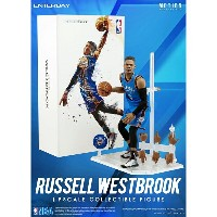 ENTERBAY 1/9 SCALE MOTION MASTERPIECE COLLECTIBLE FIGURE NBA COLLETION RUSSELL WESTBROOK (エンターベイ 1...
