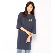 Champion/ 3/4SLEEVE TUNIC T-SHIRT【ナノ・ユニバース/nano・universe】