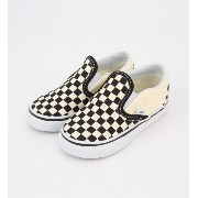 VANS:CHECKERBOARD SLIP-ON(12~15cm)【シップス/SHIPS】