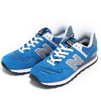 【NEW BALANCE】 ニューバランス ML574CPP 16SS ABC-MART限定 BL/GRAY (CPP)