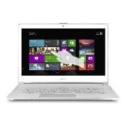 Acer Aspire S7-393-7451 13.3-Inch Full HD Touchscreen Ultrabook (Crystal White)(US Version, Imported)