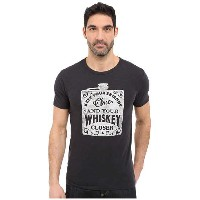 Lucky Brand Whiskey Flask Graphic Tee