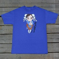 BAIT BAIT トップス Tシャツ【BAIT x Street Fighter Men Chun Li Tee 】