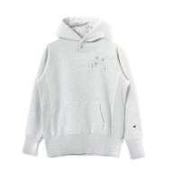 UR Champion×WORK NOT WORK REVERSE WEAVE SWEAT HOODY【アーバンリサーチ/URBAN RESEARCH パーカー】