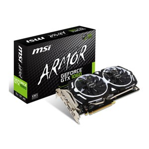 GTX 1060 ARMOR3GOCV1【税込】 MSI PCI-Express 3.0 x16対応 グラフィックスボードMSI GeForce GTX 1060 ARMOR 3G OCV1 ...