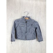 BOO HOMES◆子供服/XS/GRY【中古】【キッズ】