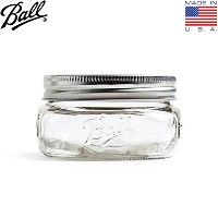 BALL MASON JAR ボール メイソンジャー Collection Elite Wide Mouse 8oz クリア /blg060305105