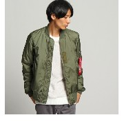 ALPHA INDUSTRIES PRIMALOFT(R) MA-1【ティーケー タケオキクチ/tk.TAKEO KIKUCHI】