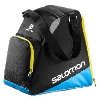 ★SALOMON〔サロモン ギアバッグ〕<2018>EXTEND GEARBAG〔BLACK/PROCESS BLUE/CORONA YELLOW〕L38280500〔z〕