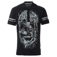 Philipp Plein - Learn to Fly ポロシャツ - men - コットン - M