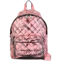 Moschino trompe-l'ail バックパック