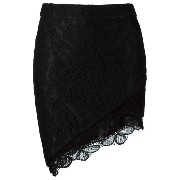 Martha Medeiros lace skirt