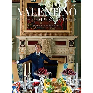 Assouline - アートブック Valentino: At the Emperor's Table - unisex - ペーパー - ワンサイズ