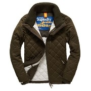 【Superdry】Quilted Windhiker ジャケット/日本未入荷 Superdry(極度乾燥しなさい) バイマ BUYMA