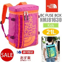【SALE/21%OFF】ノースフェイス THE NORTH FACEキッズ BC ヒューズボックス(21L)[フューシャピンク](NMJ81630)KIDS BC FUSEBOX ...