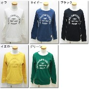 【15%OFFクーポン 2月6日11:59まで】●PACIFIC PARK STORE 【パシフィックパークストア】 FORT PORTLAND ロゴ長袖T PPS-21204