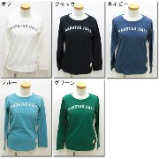 【15%OFFクーポン 2月6日11:59まで】●PACIFIC PARK STORE 【パシフィックパークストア】 HARSTED ロゴ長袖T PPS-21201