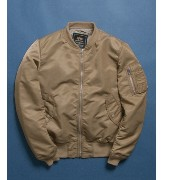 UR ALPHA INDUSTRIES×URBAN RESEARCH iD 別注MA-1 BLOUSON【アーバンリサーチ/URBAN RESEARCH ブルゾン・スタジャン】