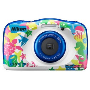 Nikon/ニコン COOLPIX W100 (マリン) クールピクス