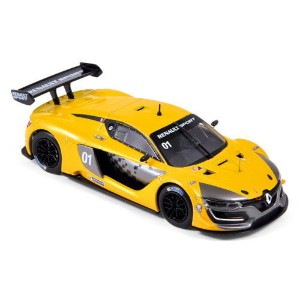 1/43scale ノレブ Norev Renault R.S.01 2015 Official Yellow Presentation Version ルノー