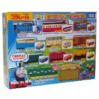 Tomica PraRail トーマスアンドフレンズ Thomas & Friends トレイン Freight Loading セット (Model Train) by Takara Tomy ...