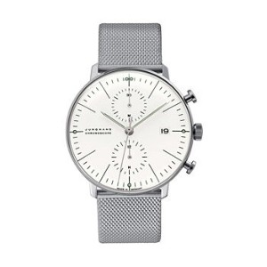 Max Bill by Junghans Chronoscope 027 4600 00M