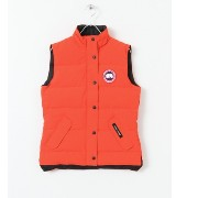 UR CANADA GOOSE FREESTYLE VEST【アーバンリサーチ/URBAN RESEARCH】