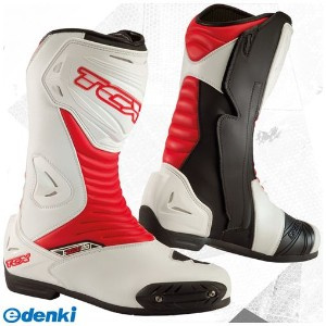 RSタイチ [4997035662746] TCN005 S−SPORTOUR EVO RED/WHITE −25.5CM【送料無料】